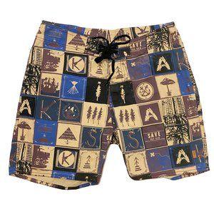 Ecologyst Sitka Eco Pattern Shorts